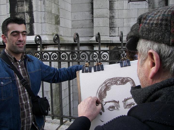 Paris Ressamlar Tepesi Hakkında Bilgi