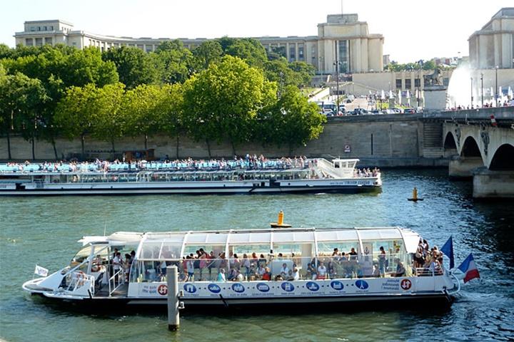 Paris Sen nehri tekne turları