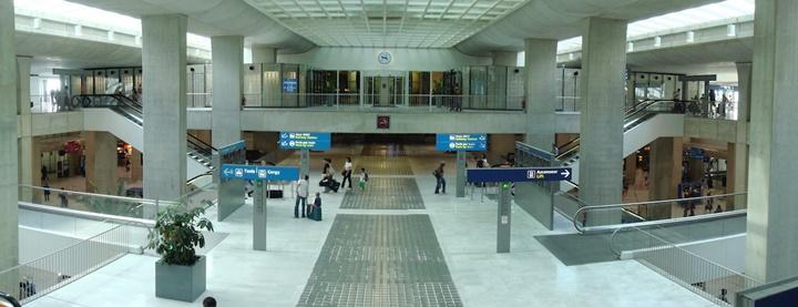 Paris charles de gaulle hava alanından Paris şehir merkezine trenle ulaşım