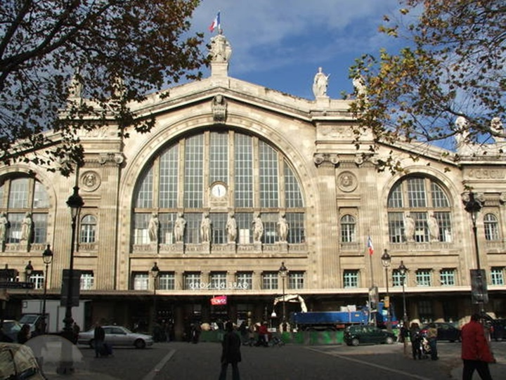Paris gare du nord tren istasyonu - Paris Hollanda arası tren seferleri