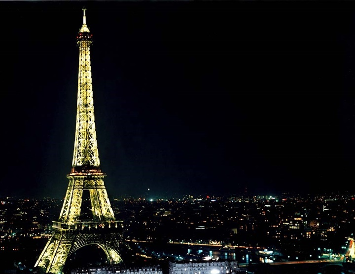 Paris gezi rehberi - Paris Eyfel kulesi