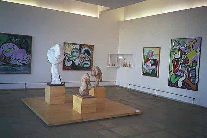 Paris picasso müzesinde sergilenen eserler