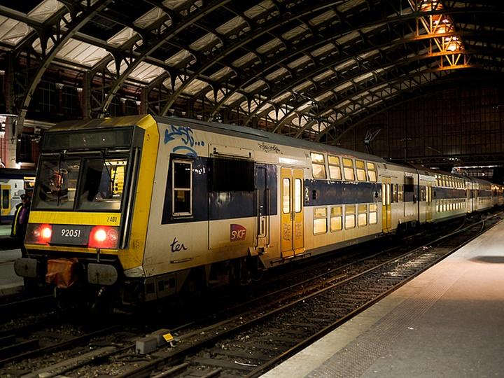 Paris'te tren ulaşımı hakkında bilgi