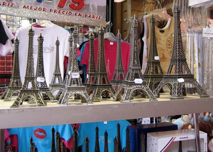 Paris'ten hediyelik ne alınabilir - eyfel kulesi şeklinde hediyelikler