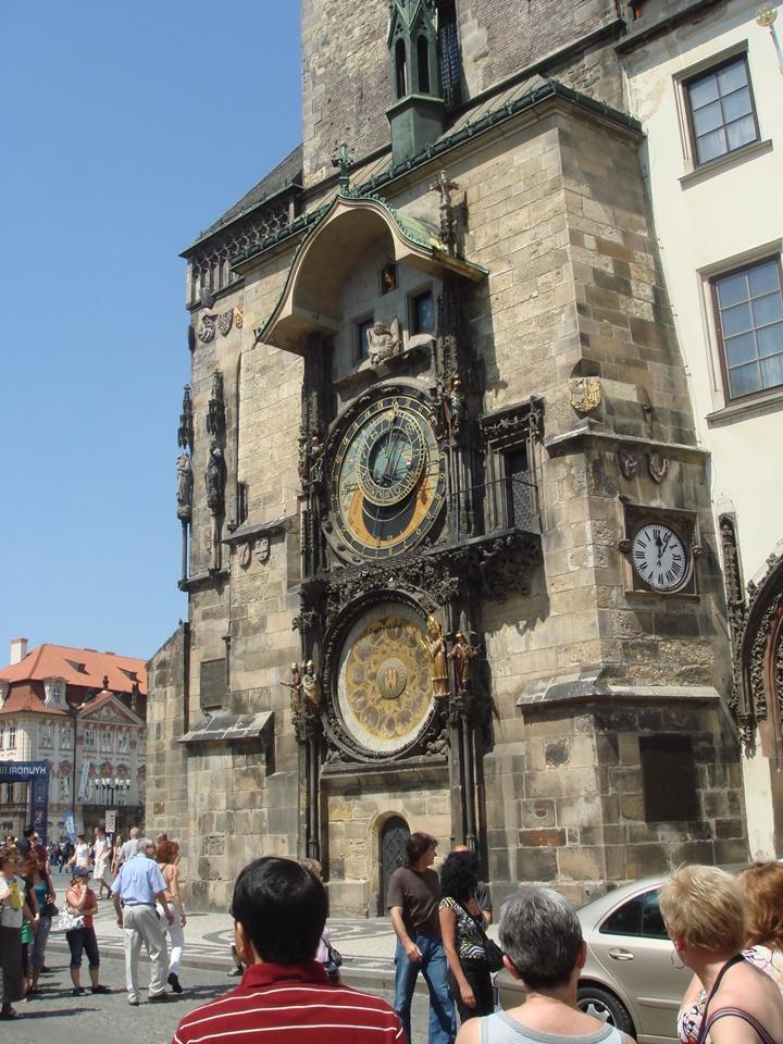 Prag Astronomik saat Hakkında Bilgi