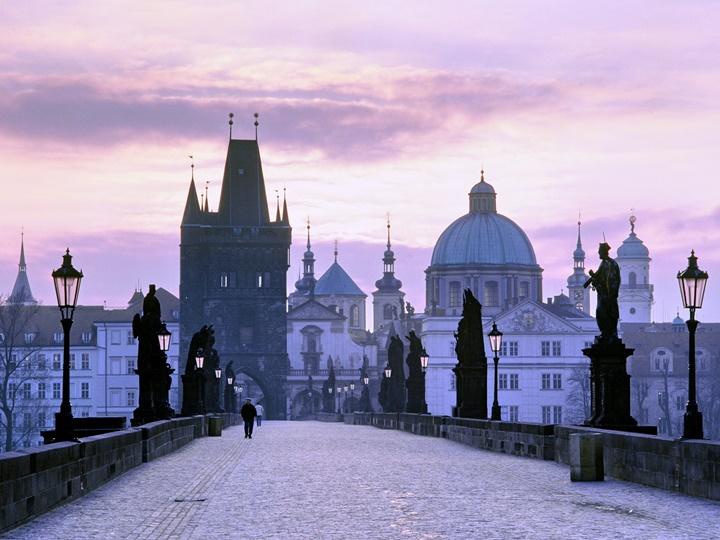 Prag Karl köprüsü Hakkında Bilgi