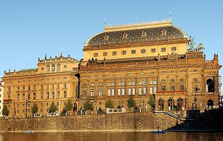 Prag devlet tiyatrosunun hikayesi