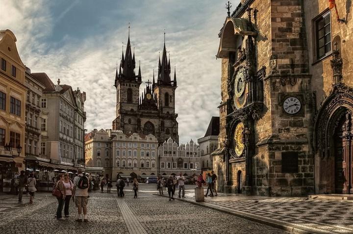 Prag'a kaç günlüğüne gidilmeli - prag resimleri