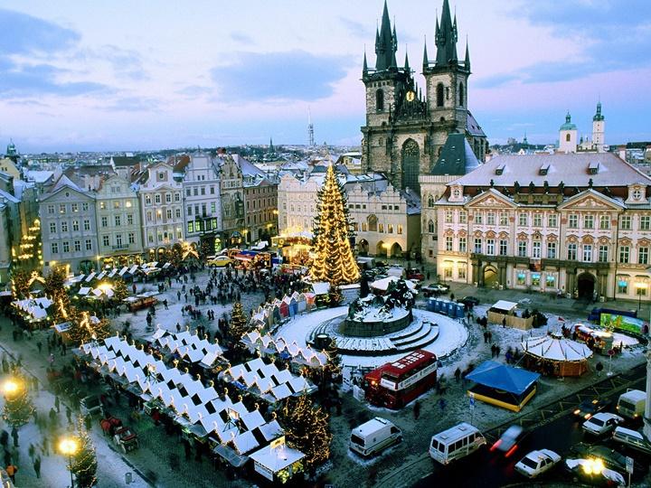 Prag'da Neler Yapılabilir - Prag'da Gezilecek Yerler
