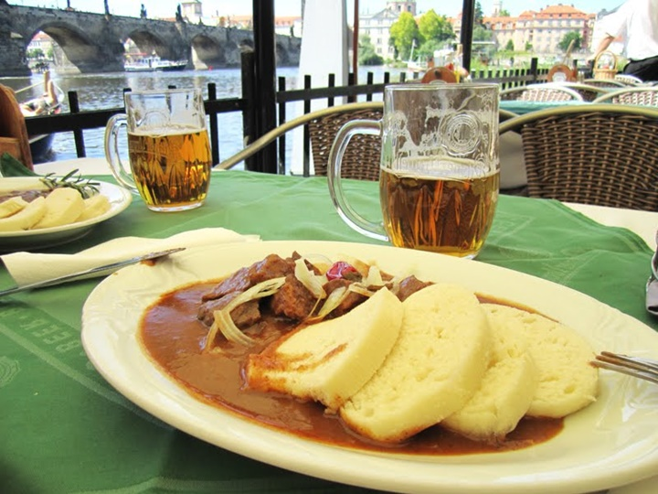 Prag'da ne yenir
