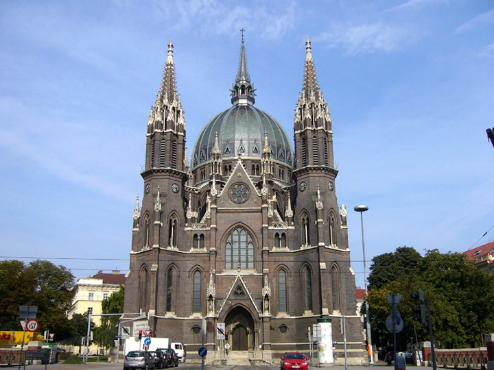 Viyana Maria vom siege kilisesi