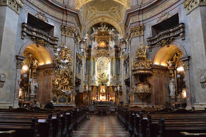 Viyana St. Peter kilisesi