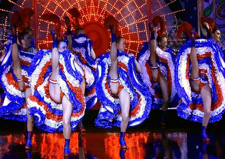 paris Moulin rouge kabare salonunun hikayesi