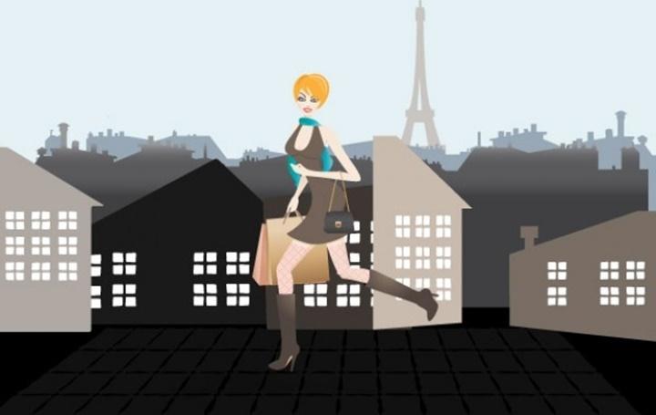 paris gezi rehberi - pariste alışveriş