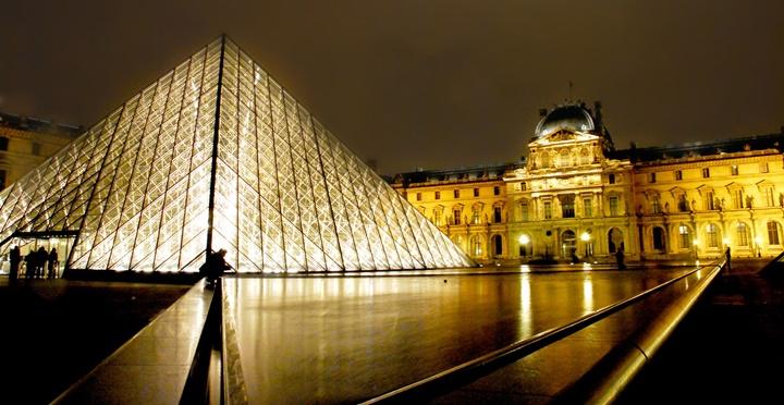 pariste yapılacak şeyler - Paris louvre müzesi
