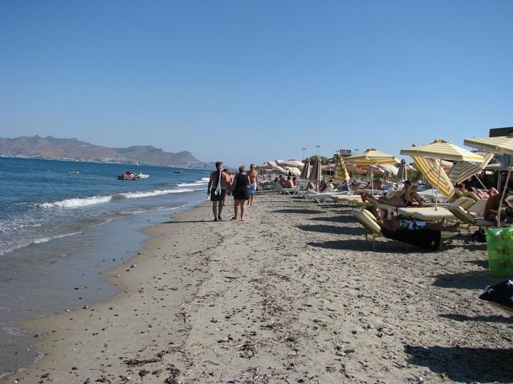 Kos Lambi plajı - Kos lambi beach