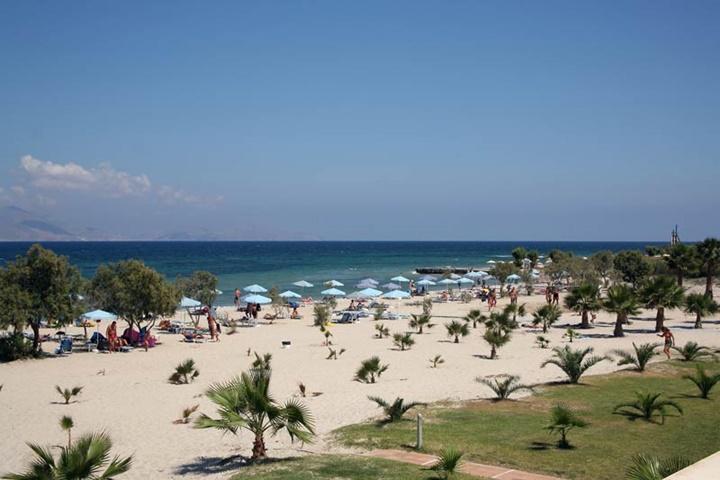 Kos Marmari plajı - Marmari beach