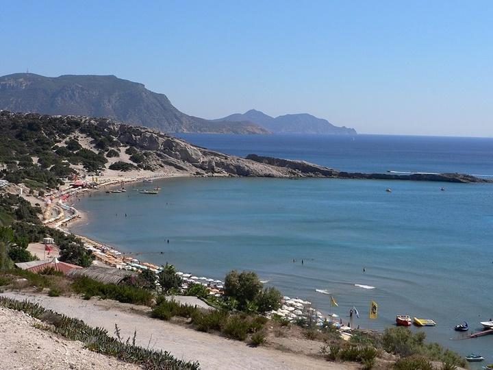 Kos Pradise Plajı - Pradise Beach