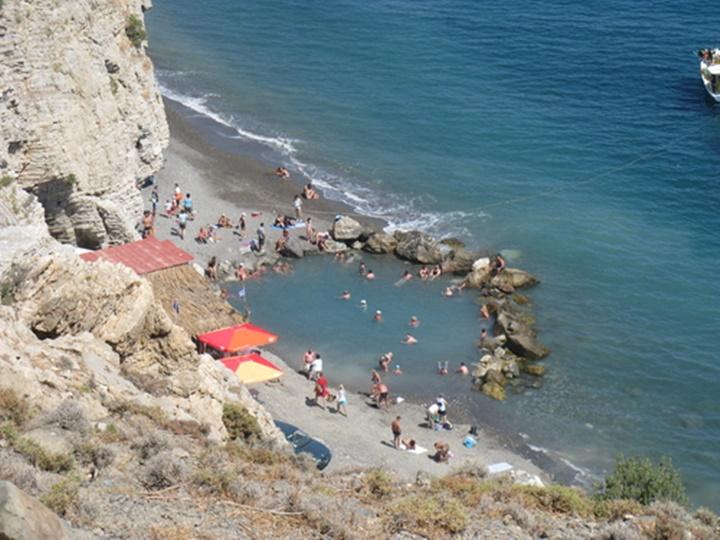 Kos Therma plajı - Kos therma beach