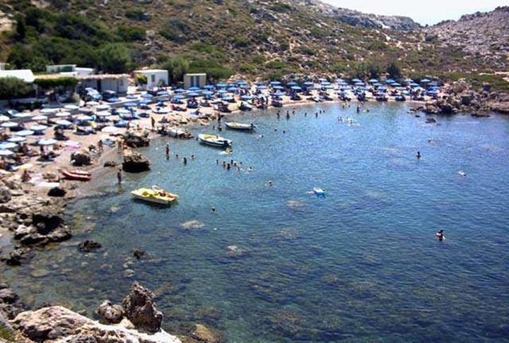 Rodos Ladiko plajı