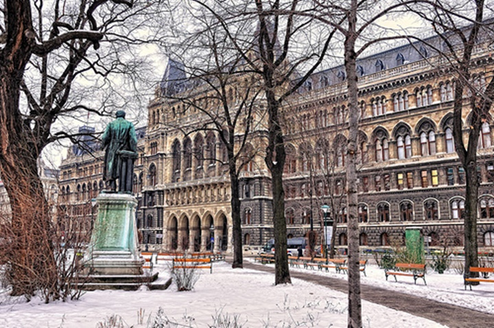 Viyana İnnere stadt merkezi
