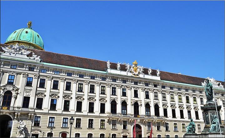 Viyana İnnere stadt sarayı