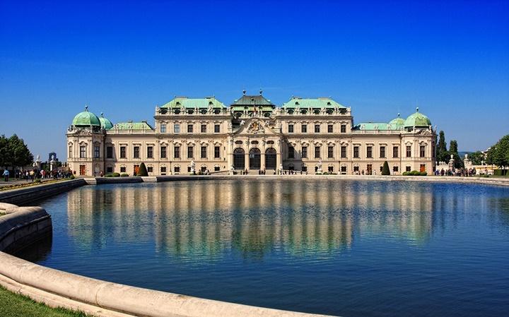 Viyana Belvedere Sarayı Hakkında bilgi