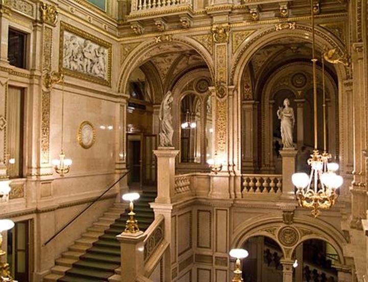 Viyana Devlet Opera Binası hakkında bilgi