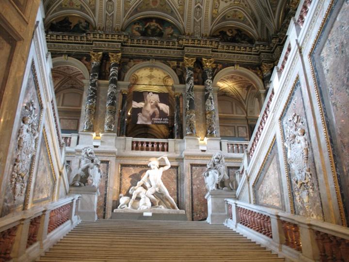 Viyana Sanat Tarihi Müzesinde sergilenen eserler