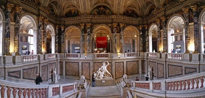 Viyana Sanat Tarihi Müzesinin hikayesi