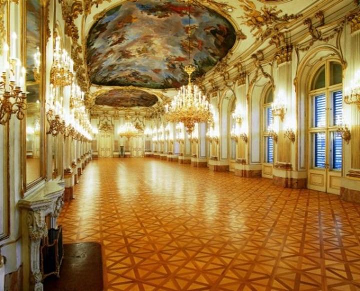 Viyana Schönbrunn İmparatorluk Sarayı