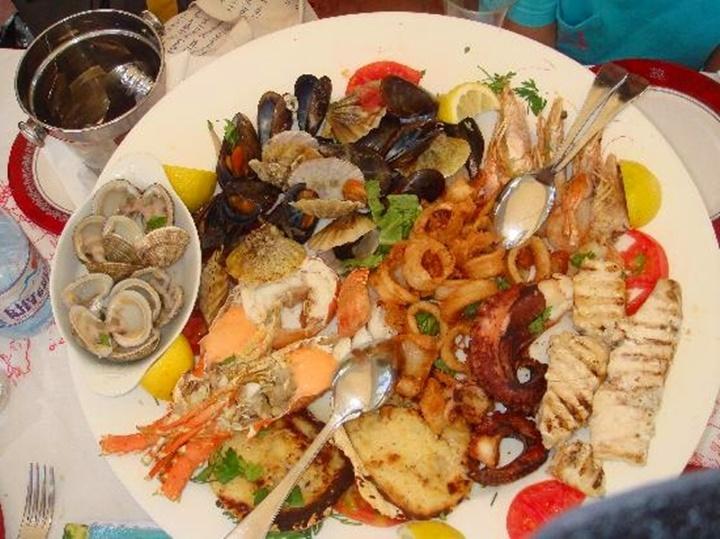 rodosta yeme içme - rodosta deniz ürünleri restaurantları