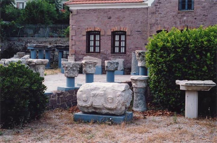 midilli arkeoloji müzesi hakkında bilgi