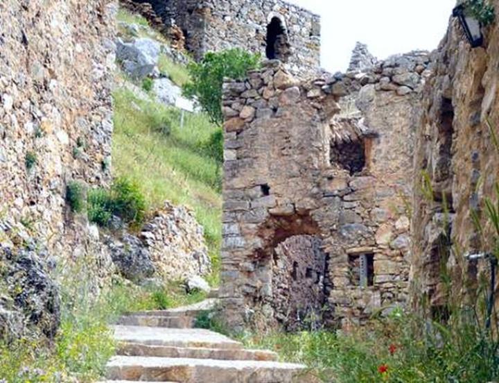 Sakız Adası Anavatos köyü hakkında bilgi