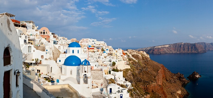 Santorini adasına ulaşım