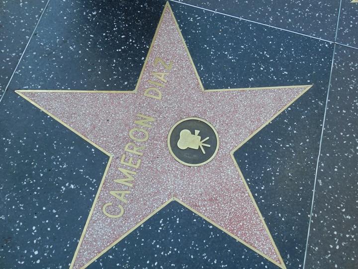 Hollywood-şöhretler-kaldırımı
