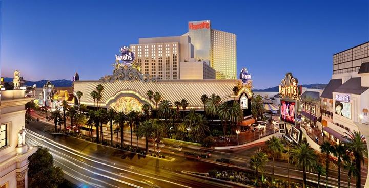 Las Vegas Harrash's hotel