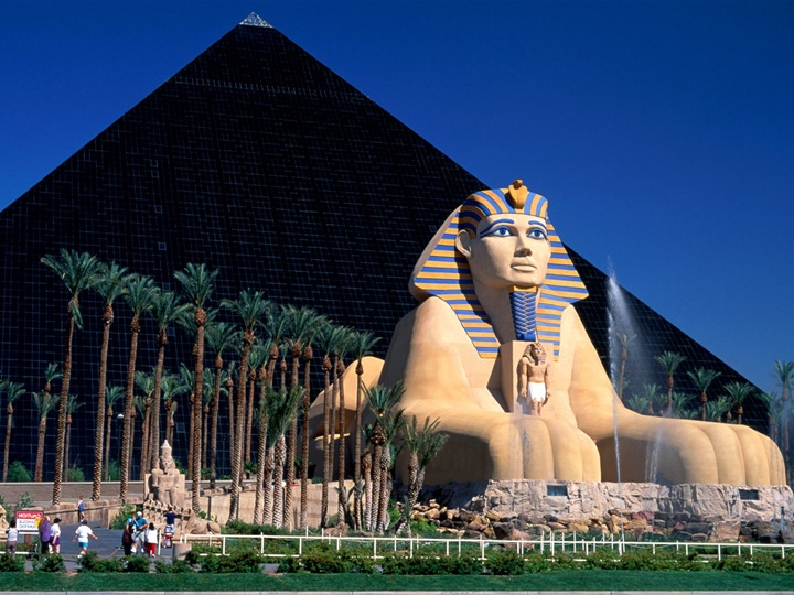 Las Vegas Luxor hotels & casino
