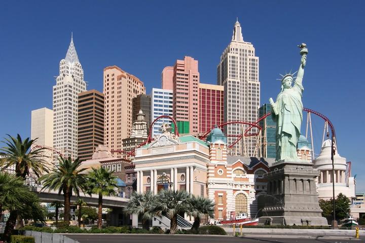 Las Vegas New York Nev York Hotel & Casino