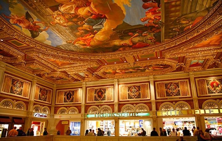 Las-vegas-Venice-hotelin-içi