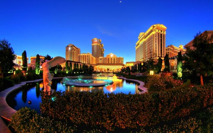Las vegas sezar hotel & Casino