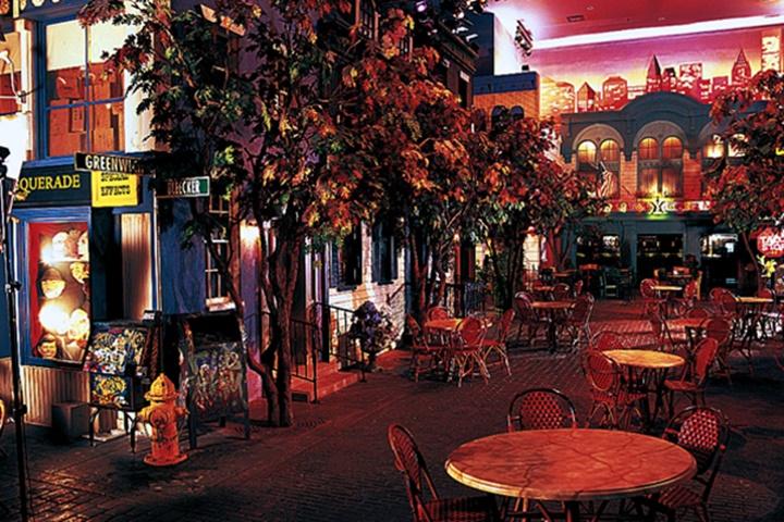 las vegasd new york hotel restaurant