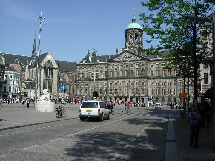 Amsterdam Dam Meydanı