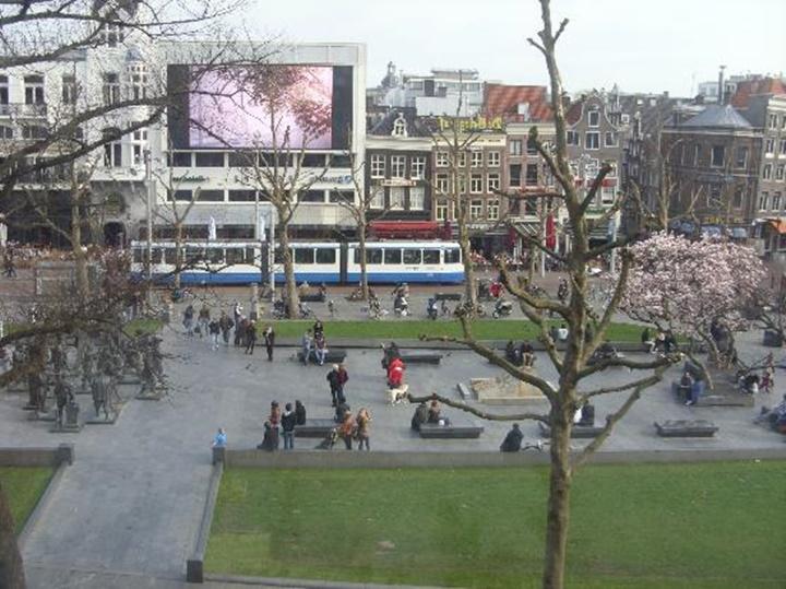 Amsterdam Rembrandt Meydanı