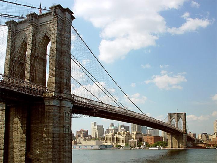 New york brooklyn köprüsü hakkında bilgi