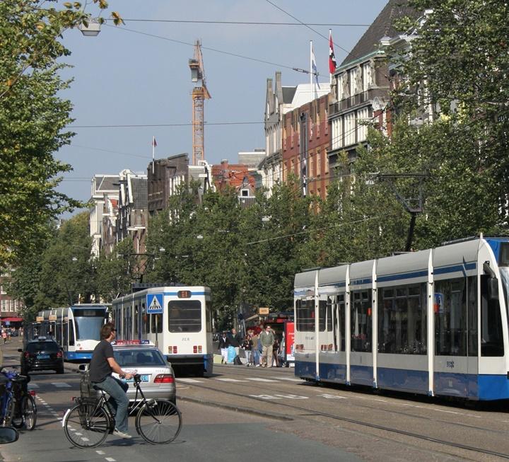 Amsterdam ulaşım rehberi