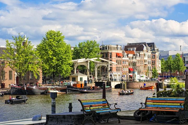 Amsterdamda gezilecek yerler