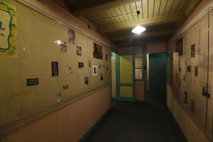 Anne frankın evi müzesi