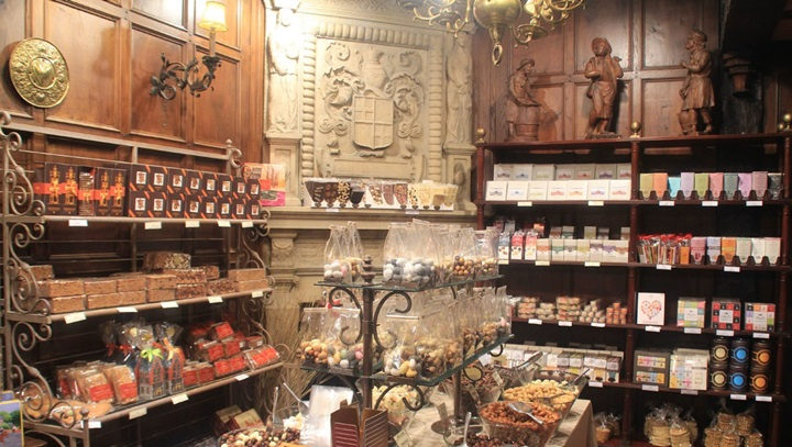 Brüksel Çikolata Müzesi