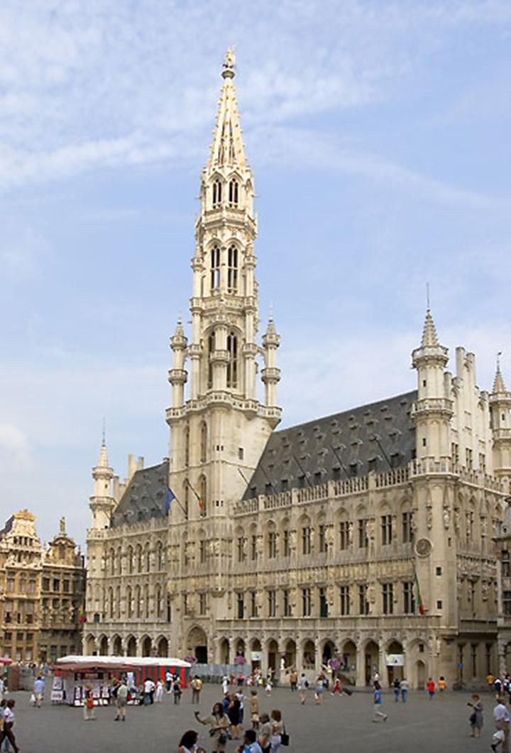 Brüksel Belediye Sarayı